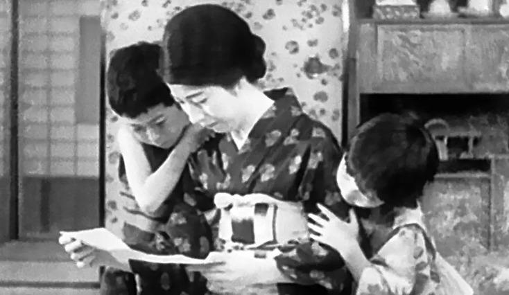 映画「東京の合唱」の動画