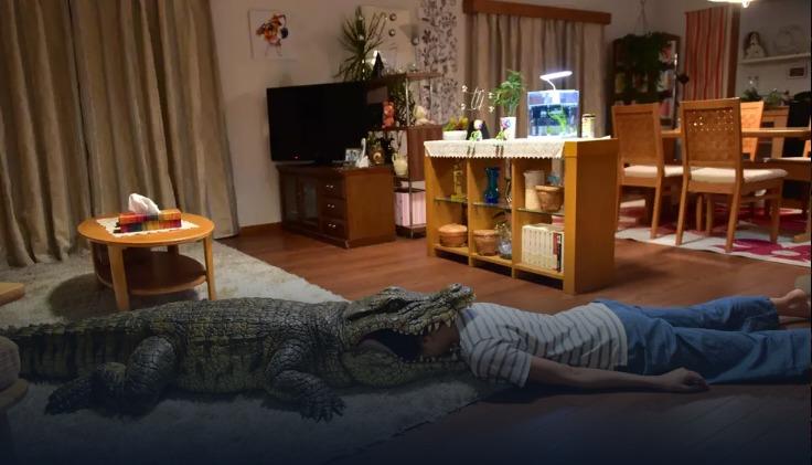 映画「家に帰ると妻が必ず死んだふりをしています。」の動画