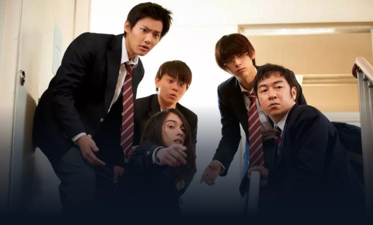 映画「男子高校生の日常」の動画