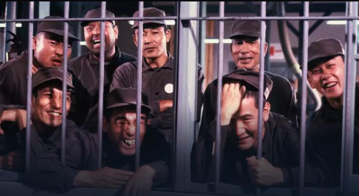 映画「塀の中の懲りない面々」の動画フル映像