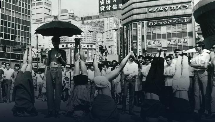 映画「新宿泥棒日記」の動画フル映像