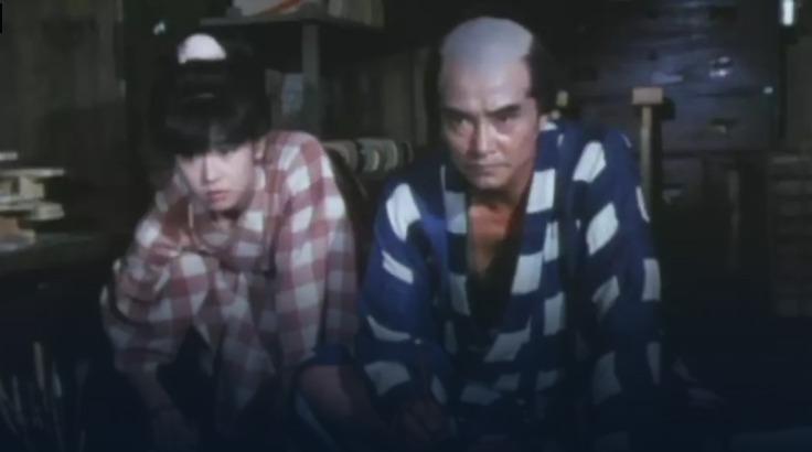映画「北斎漫画」の動画フル映像