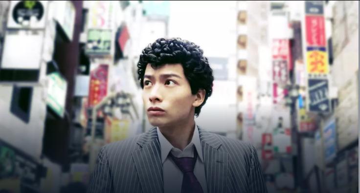 映画「新宿パンチ」の動画フル映像